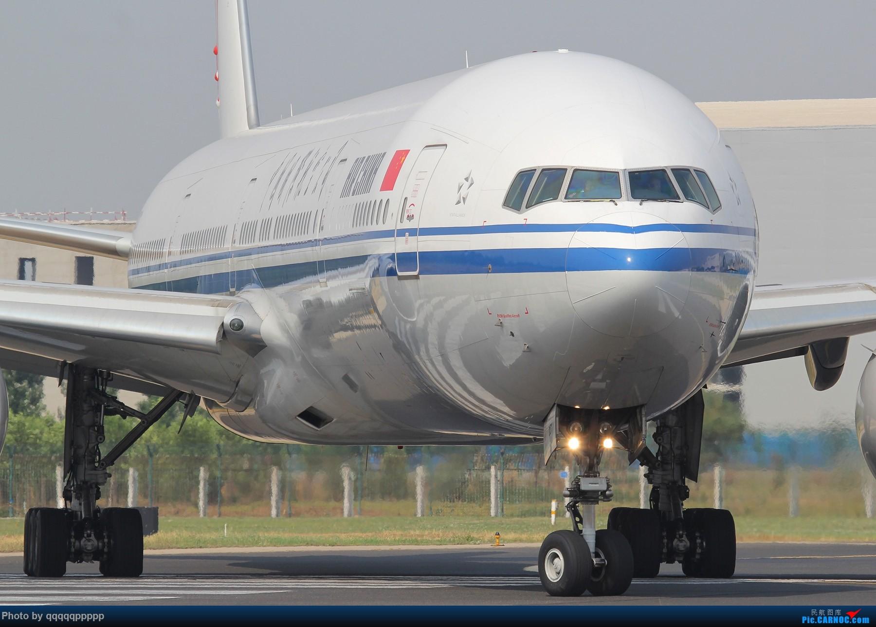 Re:[原创]很久没来 冒个泡···· BOEING 777-300ER B-2087 中国北京首都国际机场