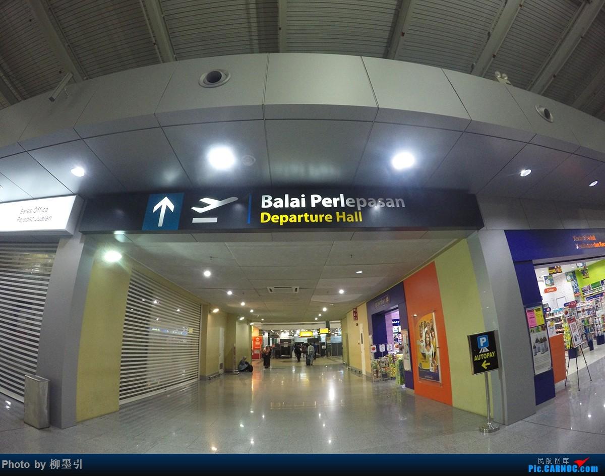 Re:一次為了飛行而飛行的飛行,亞航馬來西亞國內線,新山JHB→吉隆坡KUL,KLIA2?。?!無聊時的產物。