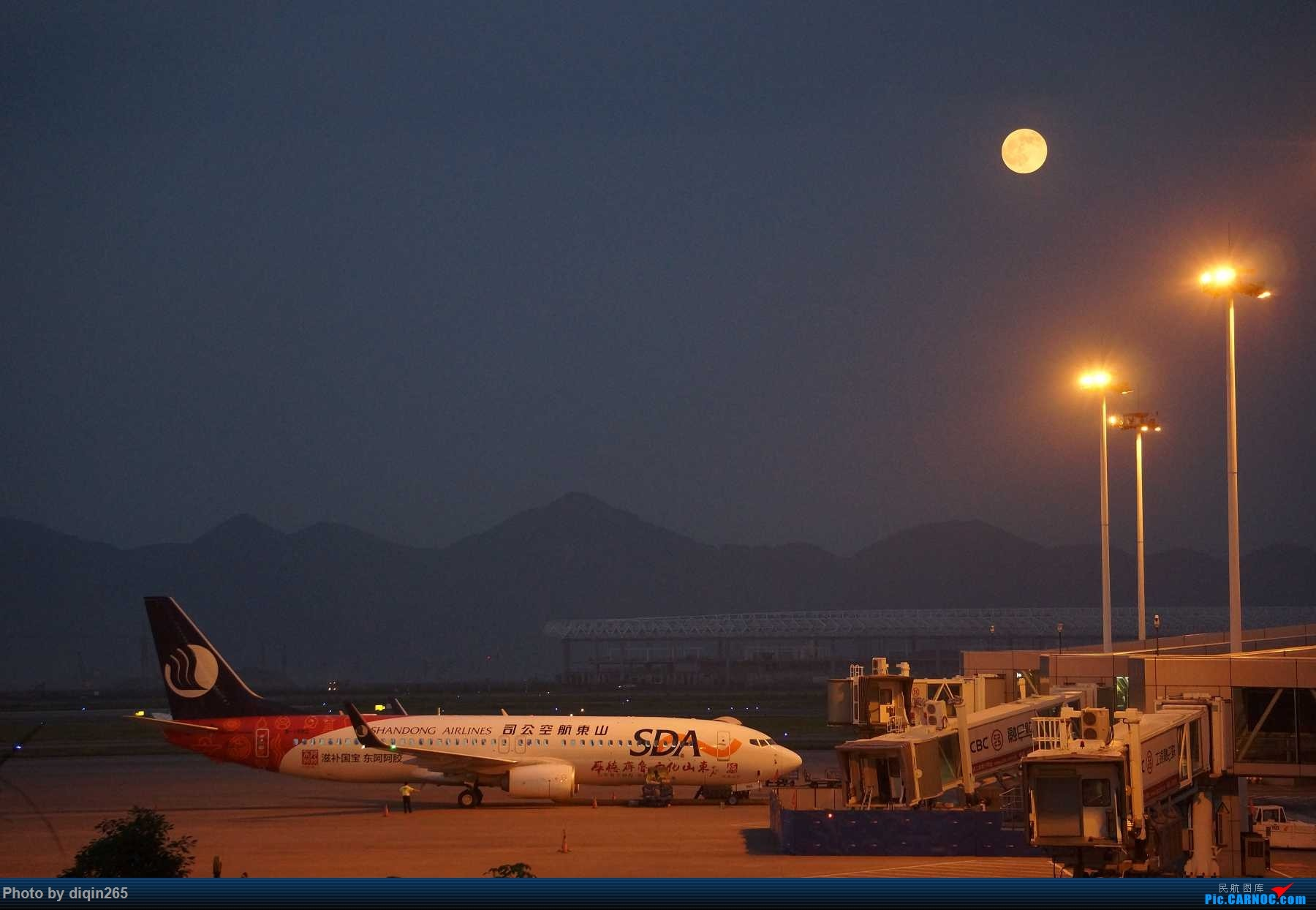 Re:[原创]CKG最近几天拍机现状:天气好 人受罪 心敞亮 BOEING 737-800 B-1982 中国重庆江北国际机场