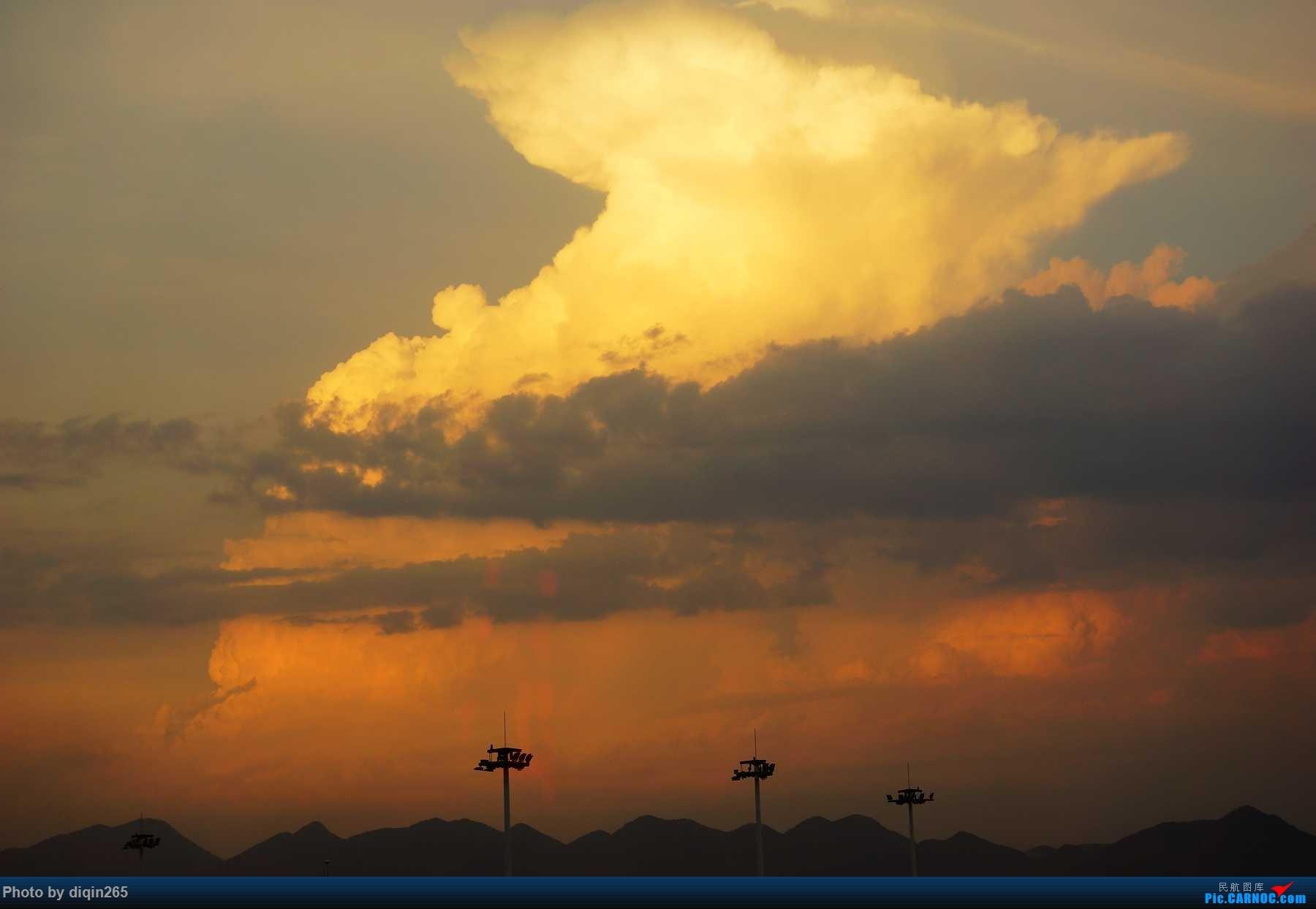 Re:[原创]CKG最近几天拍机现状:天气好 人受罪 心敞亮    中国重庆江北国际机场