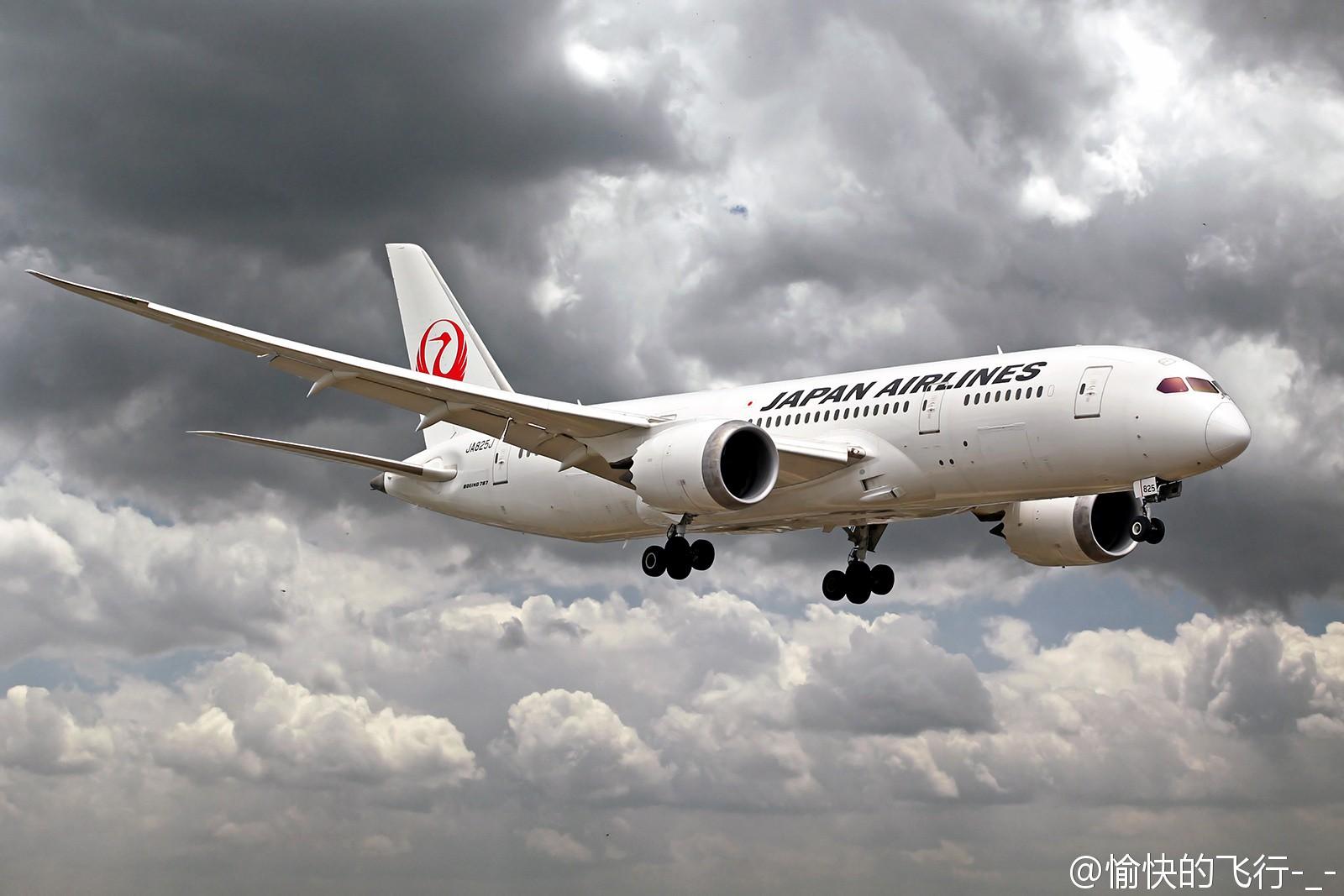 Re:[原创]。。。飞机美不美主要看背景。。。 BOEING 787-8 JA825J