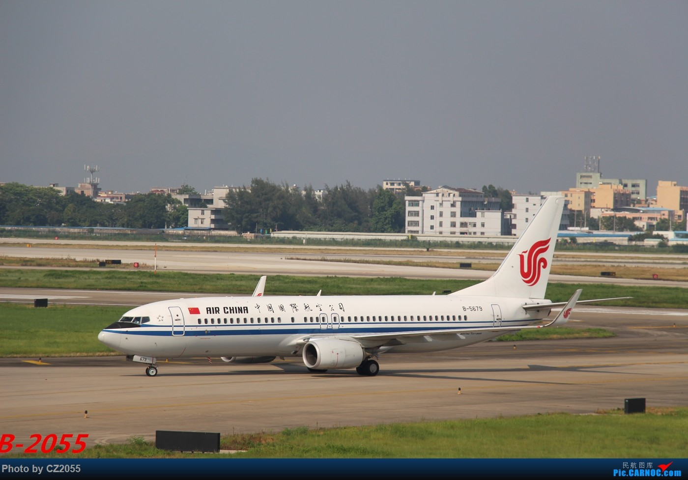 Re:【广东青少年拍机小队】【C-Z-2055】升级737,那就发一组737,顺便去消防塔转转。 BOEING 737-800 B-5679 中国广州白云国际机场