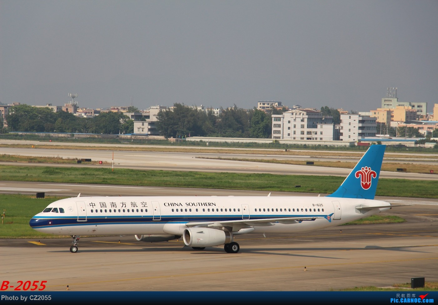 Re:[原创]Re:[原创]【广东青少年拍机小队】【C-Z-2055】发完737和宽体就升级320,那就再发一组320系列。 AIRBUS A321-200 B-1625 中国广州白云国际机场