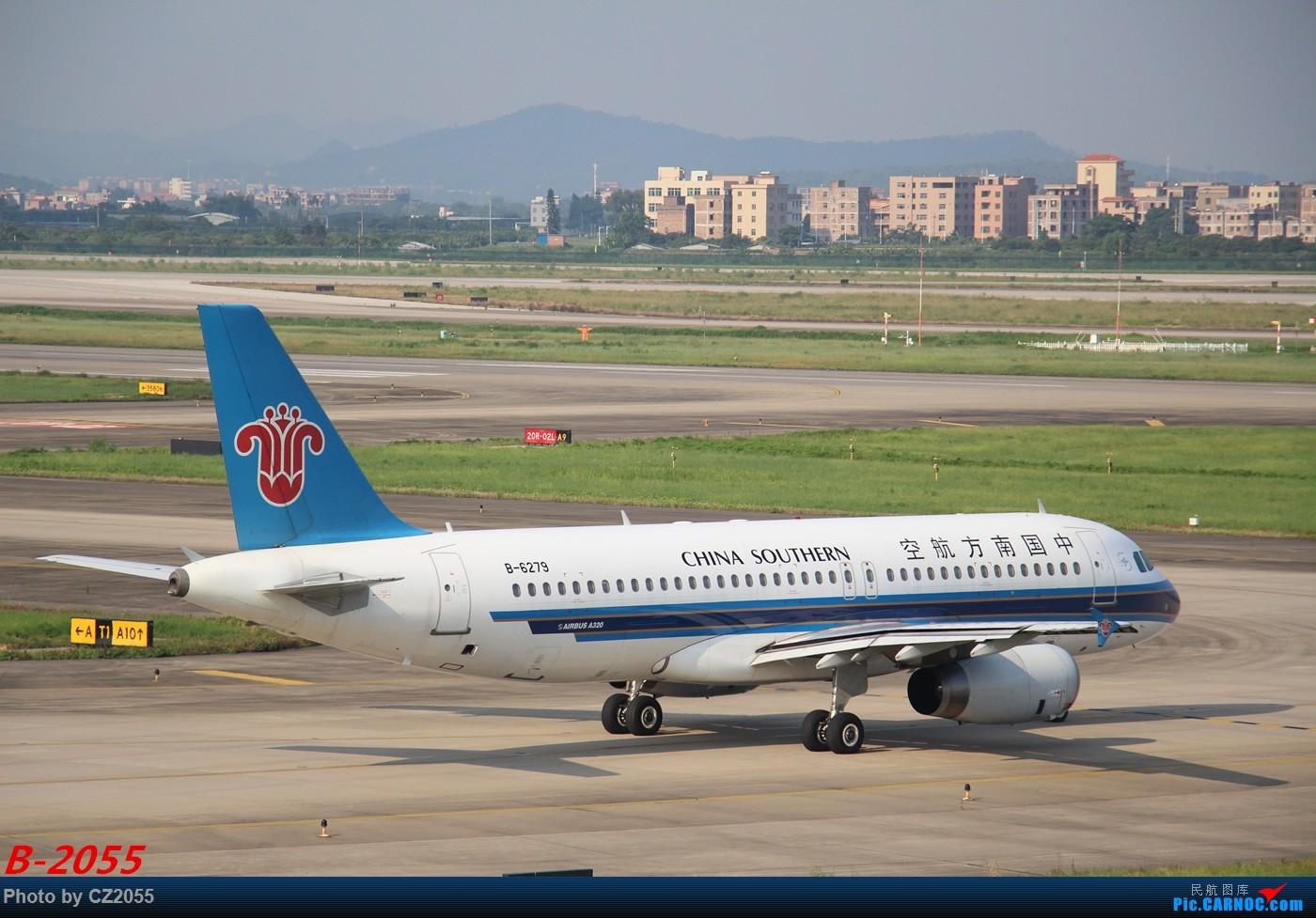 Re:[原创]Re:[原创]【广东青少年拍机小队】【C-Z-2055】发完737和宽体就升级320,那就再发一组320系列。 AIRBUS A320-200 B-6279 中国广州白云国际机场