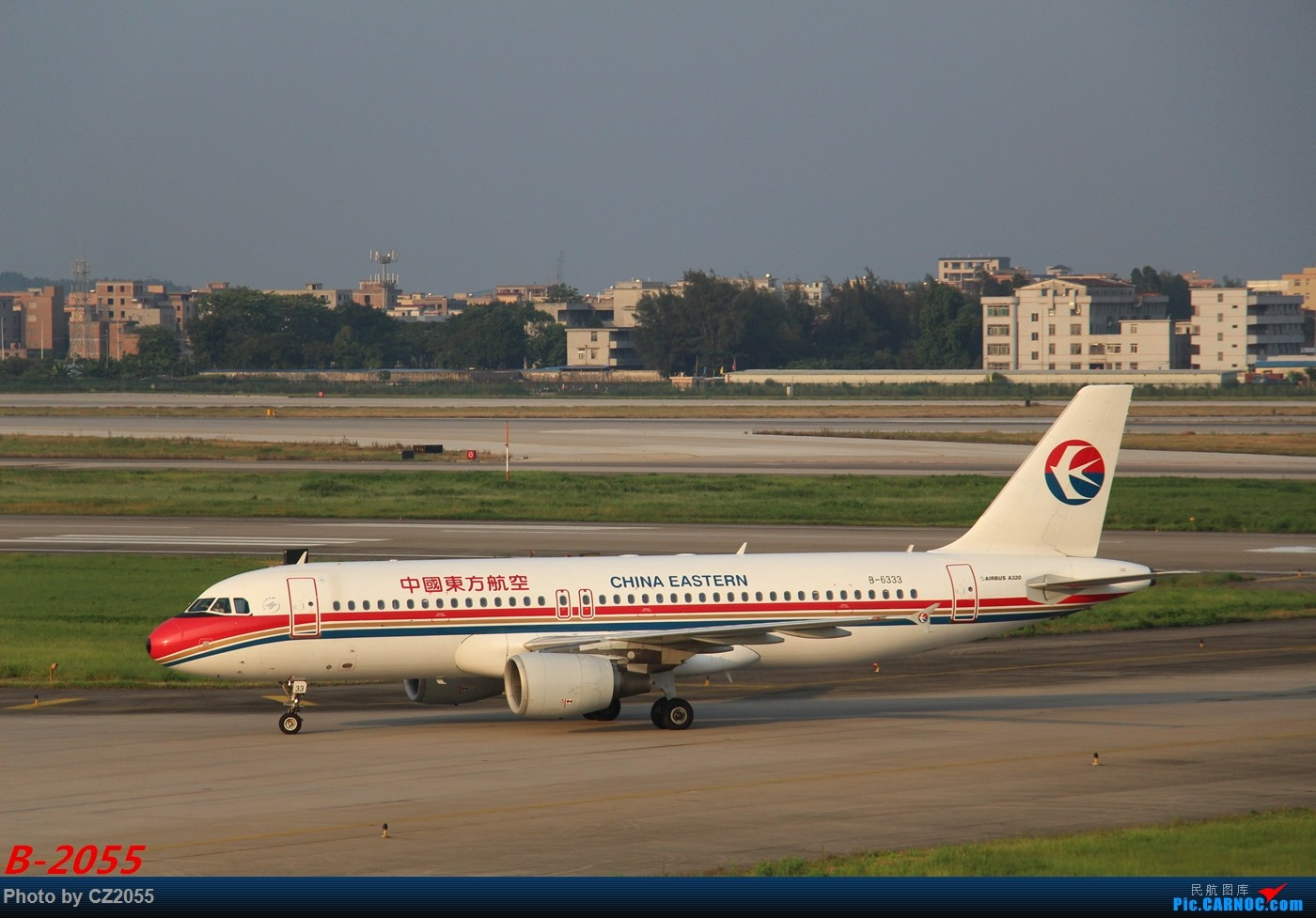 Re:[原创]Re:[原创]【广东青少年拍机小队】【C-Z-2055】发完737和宽体就升级320,那就再发一组320系列。 AIRBUS A320-200 B-6333 中国广州白云国际机场