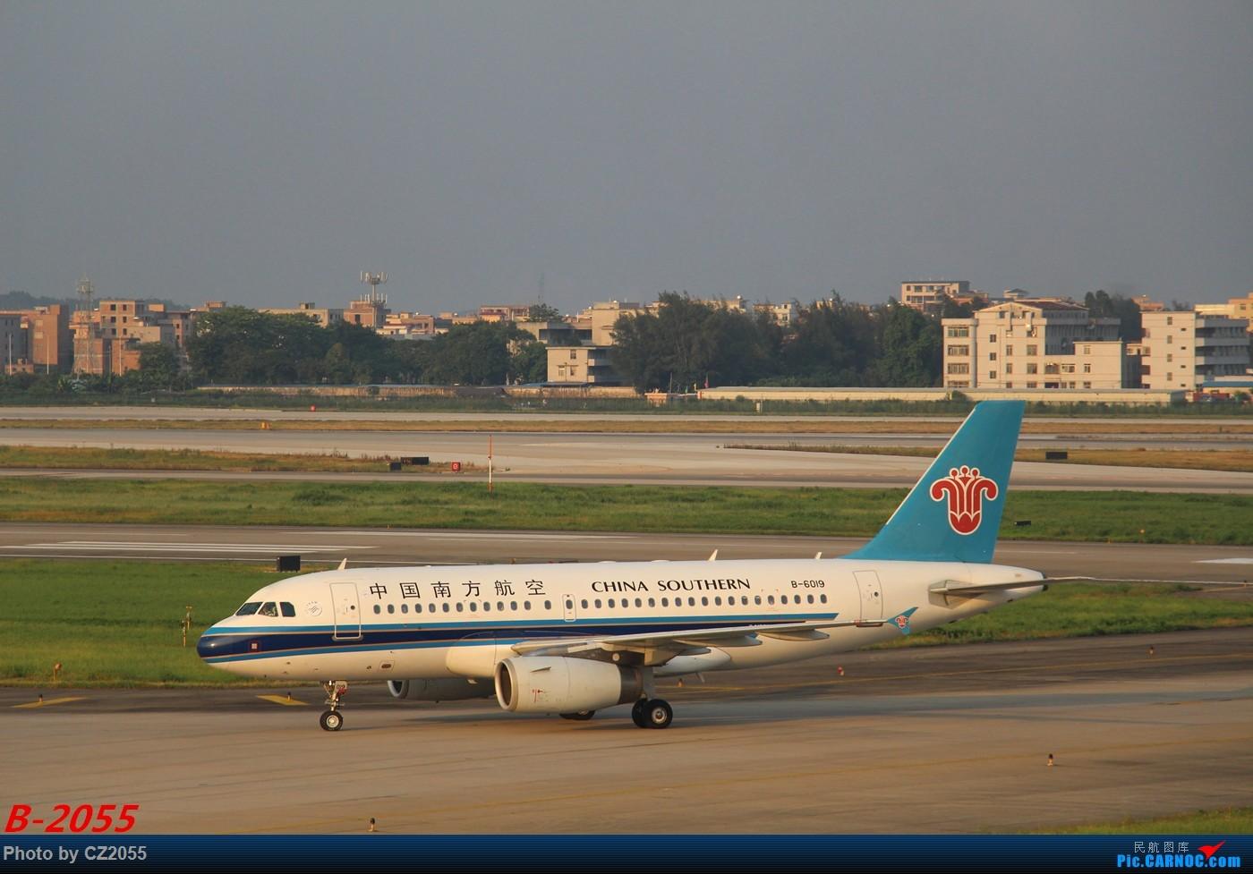 Re:[原创]Re:[原创]【广东青少年拍机小队】【C-Z-2055】发完737和宽体就升级320,那就再发一组320系列。 AIRBUS A319-100 B-6019 中国广州白云国际机场