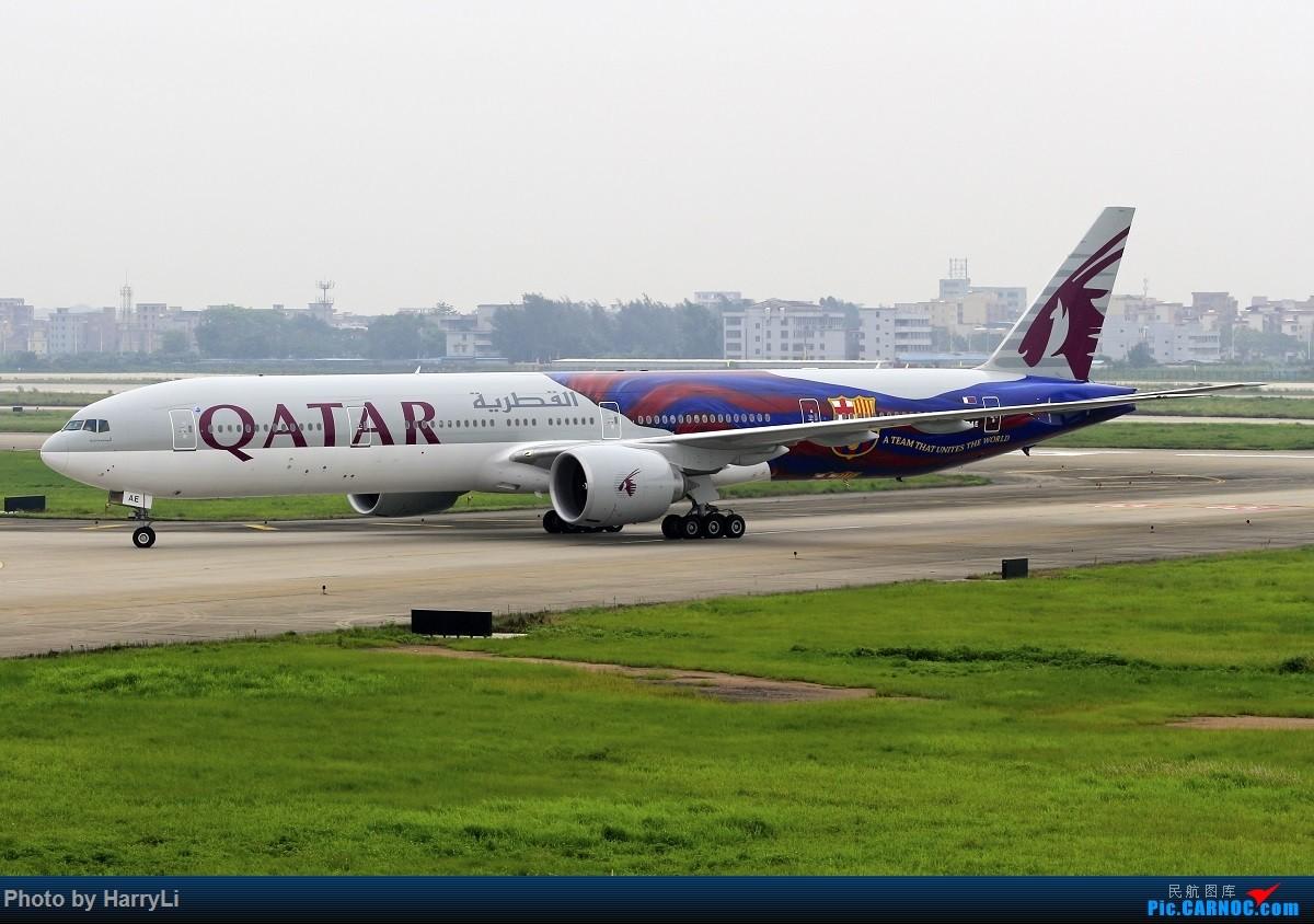 [原创]CAN 国际+国内杂篇 BOEING 777-300ER  中国广州白云国际机场