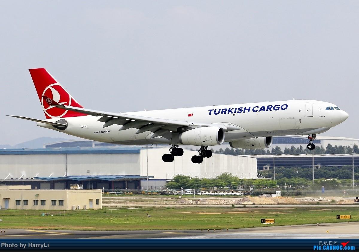 Re:[原创]CAN 国际+国内杂篇 AIRBUS A330-200 TC-JCI 中国广州白云国际机场