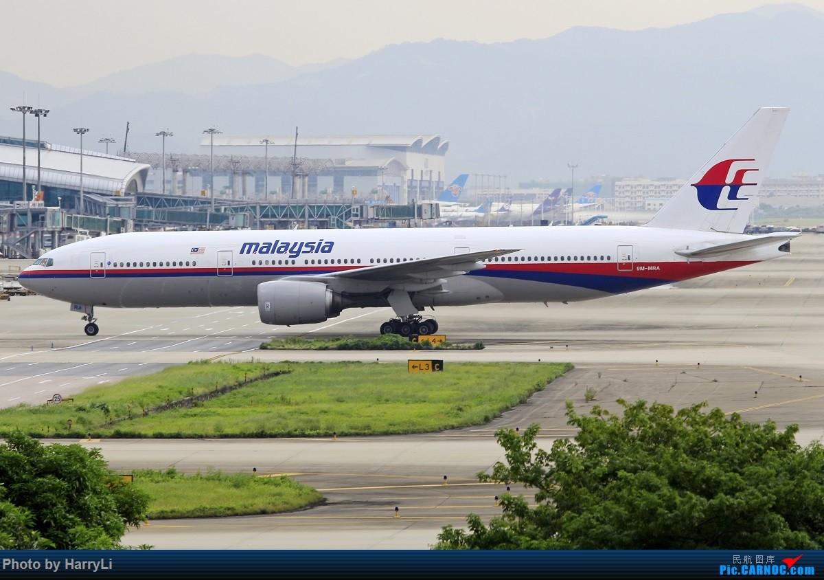 Re:CAN 国际+国内杂篇 BOEING 777-200ER 9M-MRA 中国广州白云国际机场