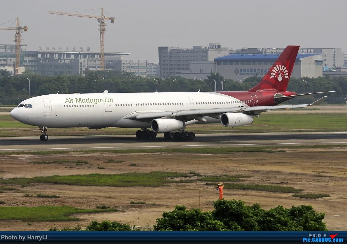 Re:[原创]CAN 国际+国内杂篇 AIRBUS A340-300 5E-EAA 中国广州白云国际机场
