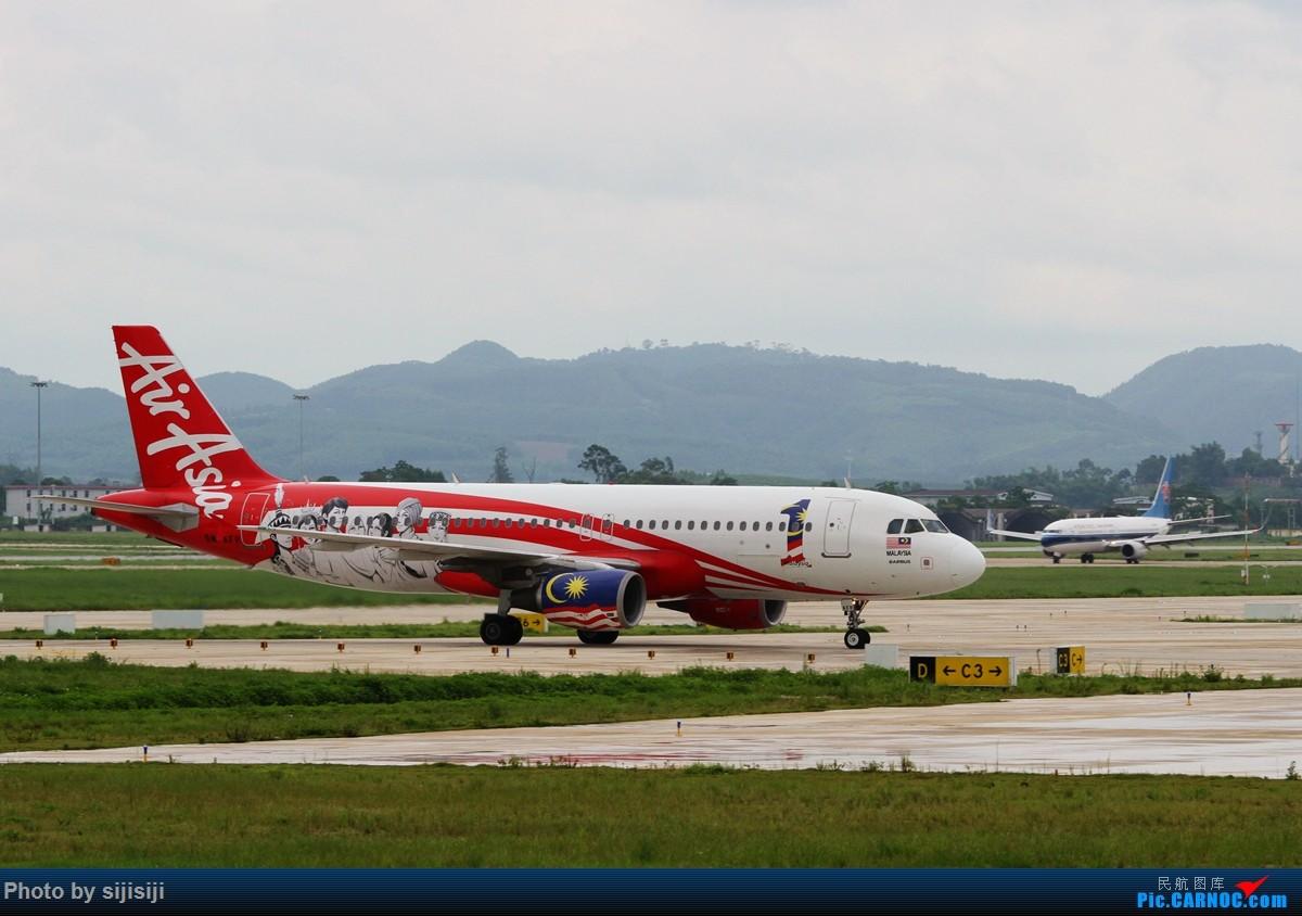 Re:[原创]【NNG飞友星星随拍】蹲守NNG拍吹水未果,一堆大路货外加小小惊喜 AIRBUS A320-200 9M-AFP 中国南宁吴圩国际机场