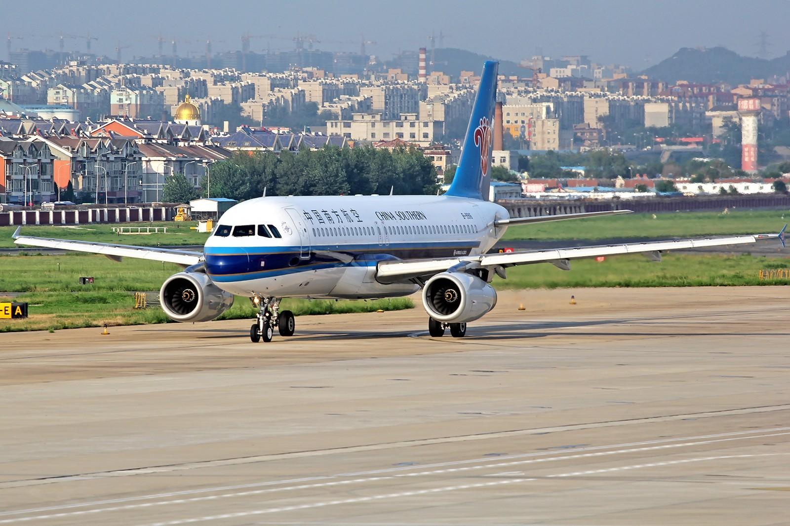 Re:[原创][DLC]。。。夕阳西下。。。 AIRBUS A320-200 B-9916 中国大连周水子国际机场