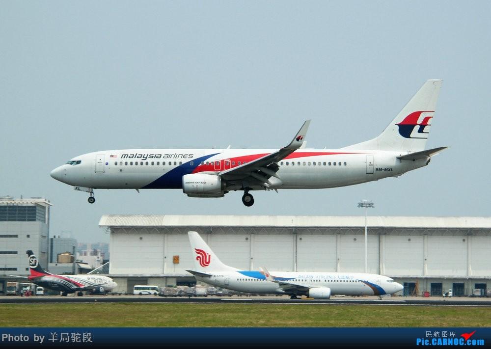 Re:[原创][南宁飞友]『空铁联运,畅游东南』(关键词:ANA767大猩猩,0元高经) BOEING 737-800 9M-MXL 中国厦门高崎国际机场