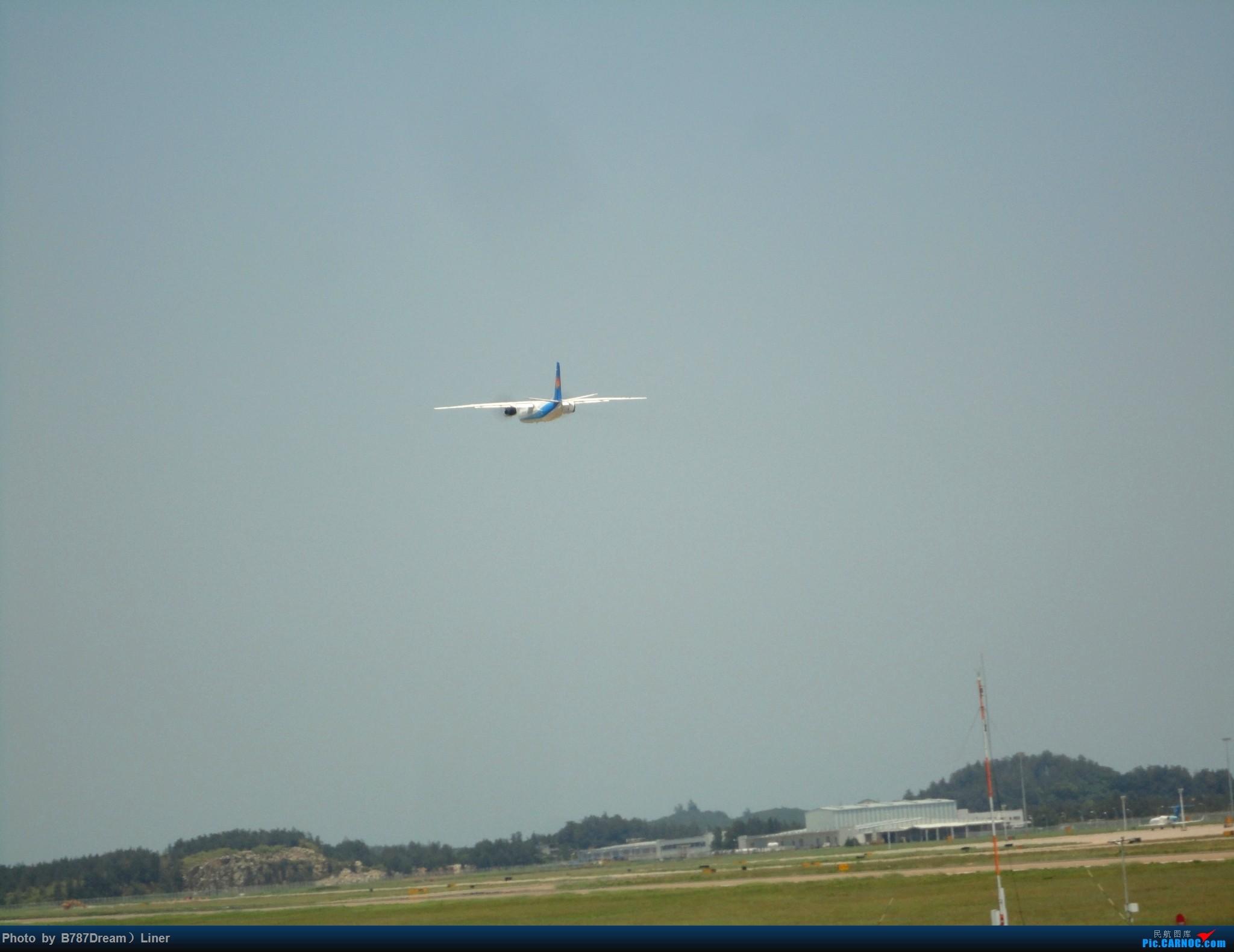 Re:[原创]【福州飞友会】2015.8.2打机 XIAN AIRCRAFT MA 60 B-3717 中国福州长乐国际机场