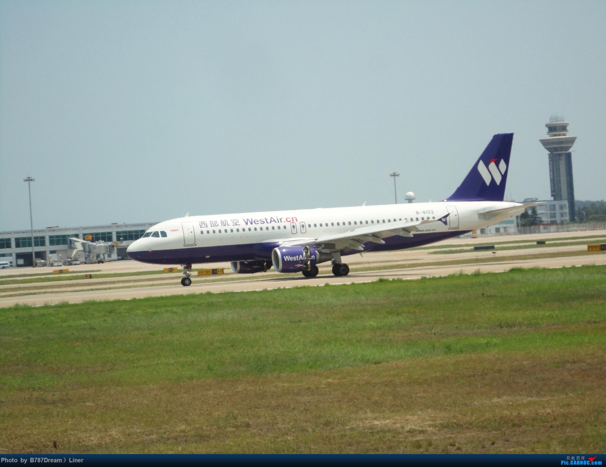 Re:[原创]【福州飞友会】2015.8.2打机 AIRBUS A320-200 B-8102 中国福州长乐国际机场
