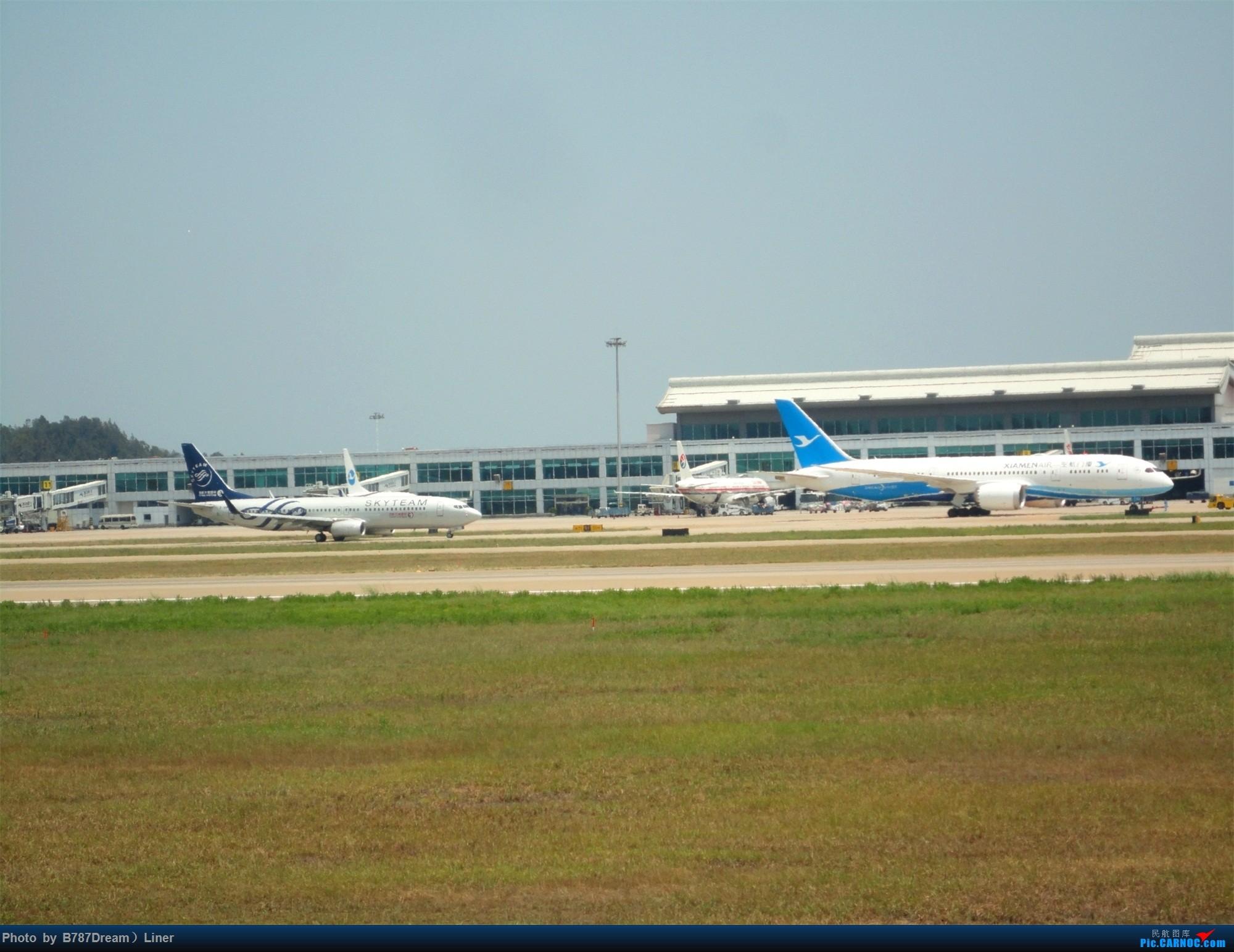 Re:[原创]【福州飞友会】2015.8.2打机 BOEING 787-8  中国福州长乐国际机场