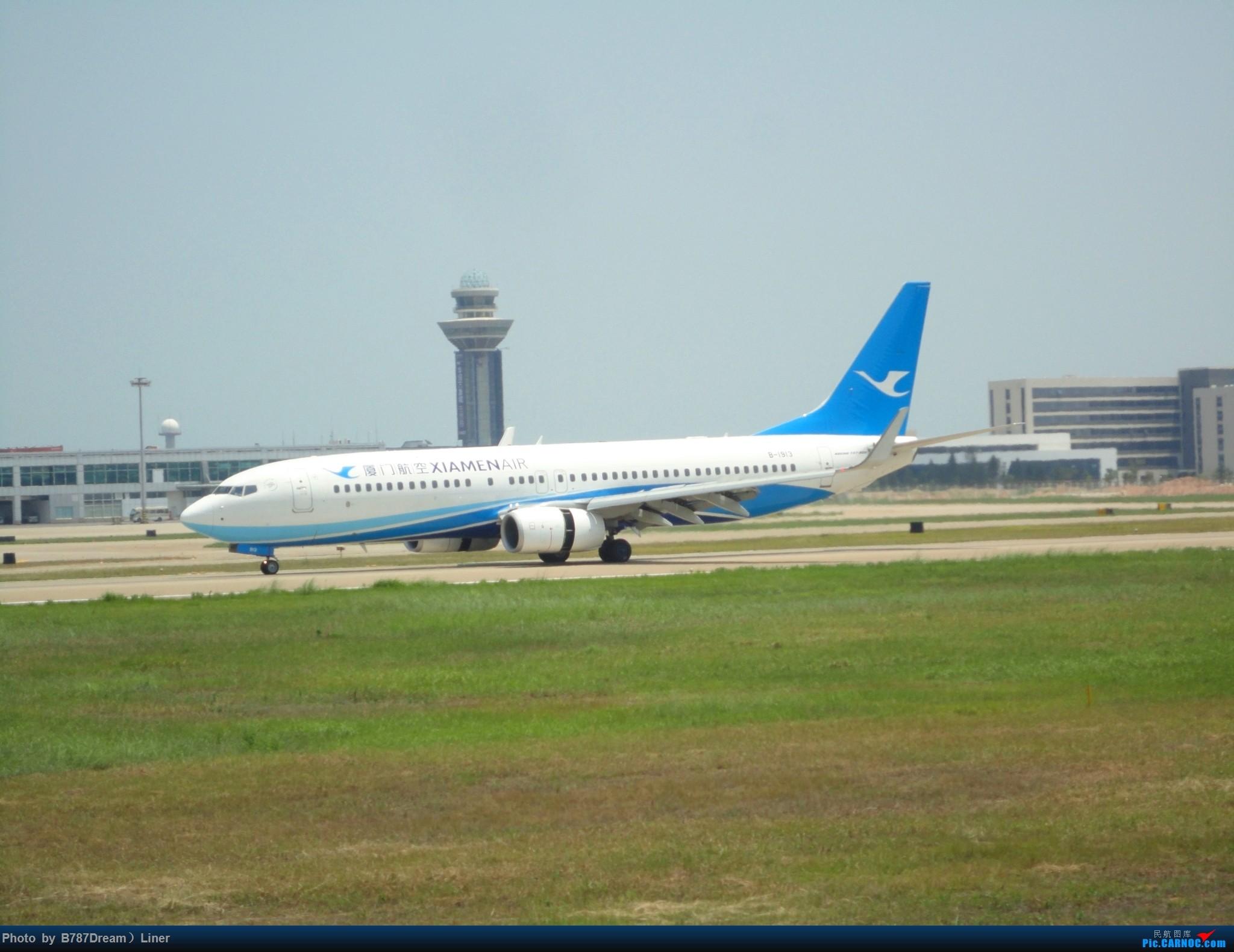 Re:[原创]【福州飞友会】2015.8.2打机 BOEING 737-800 B-1913 中国福州长乐国际机场