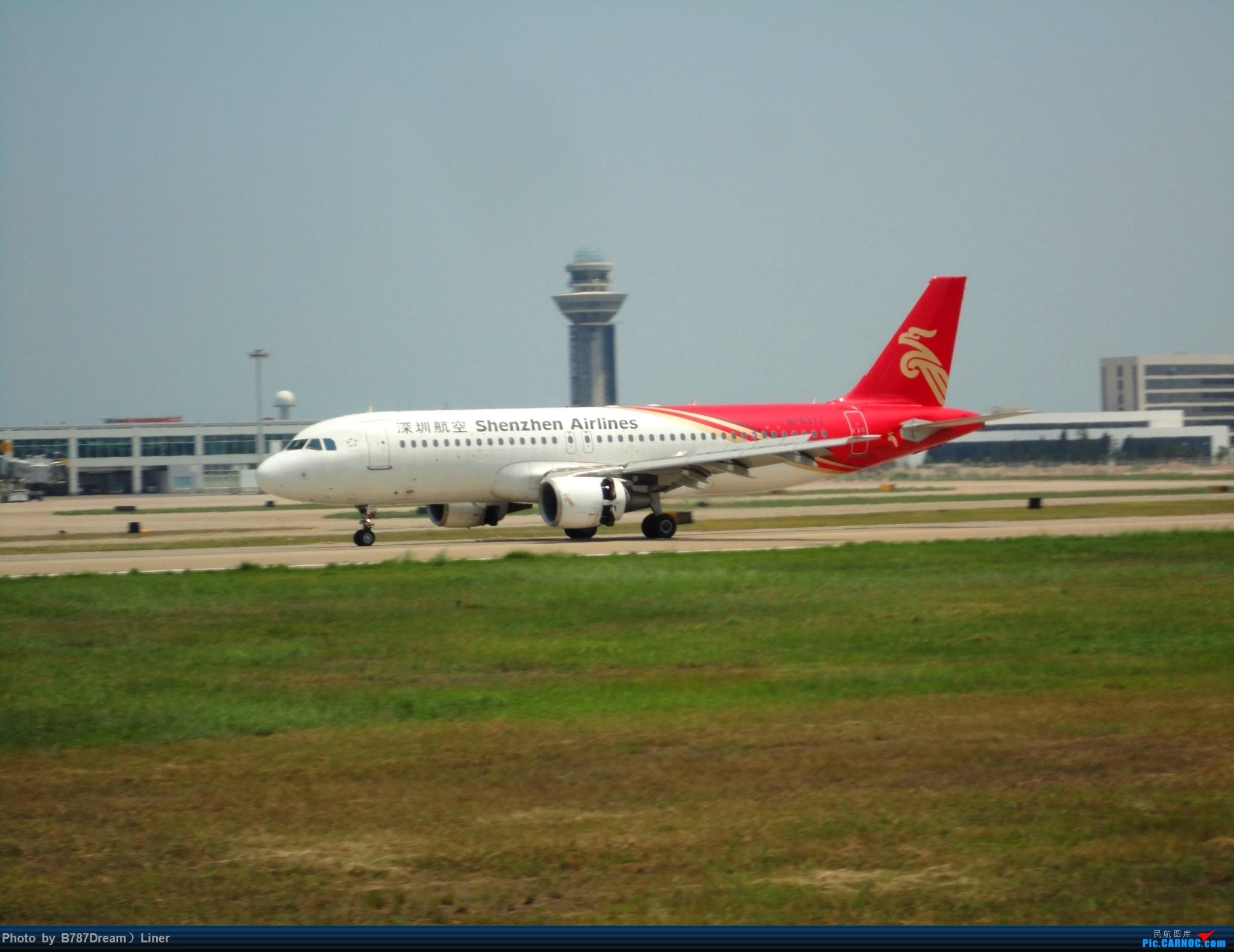Re:[原创]【福州飞友会】2015.8.2打机 AIRBUS A320-200 B-6377 中国福州长乐国际机场