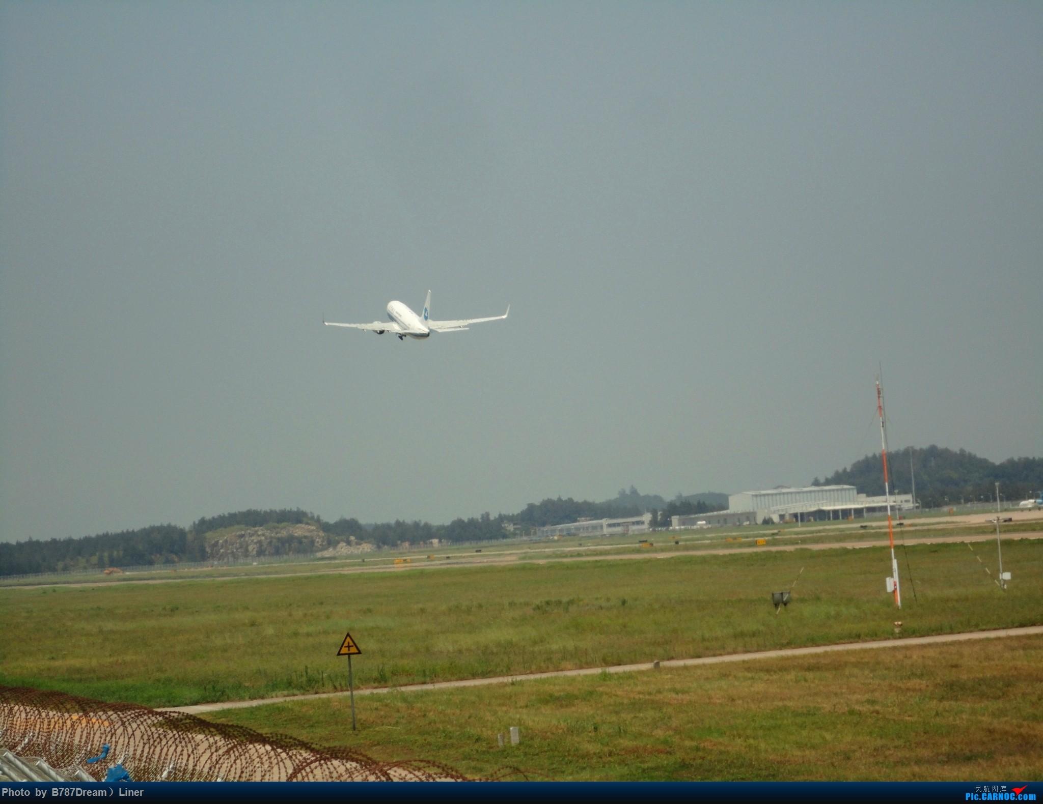 Re:[原创]【福州飞友会】2015.8.2打机 BOEING 737-700 B-5277 中国福州长乐国际机场