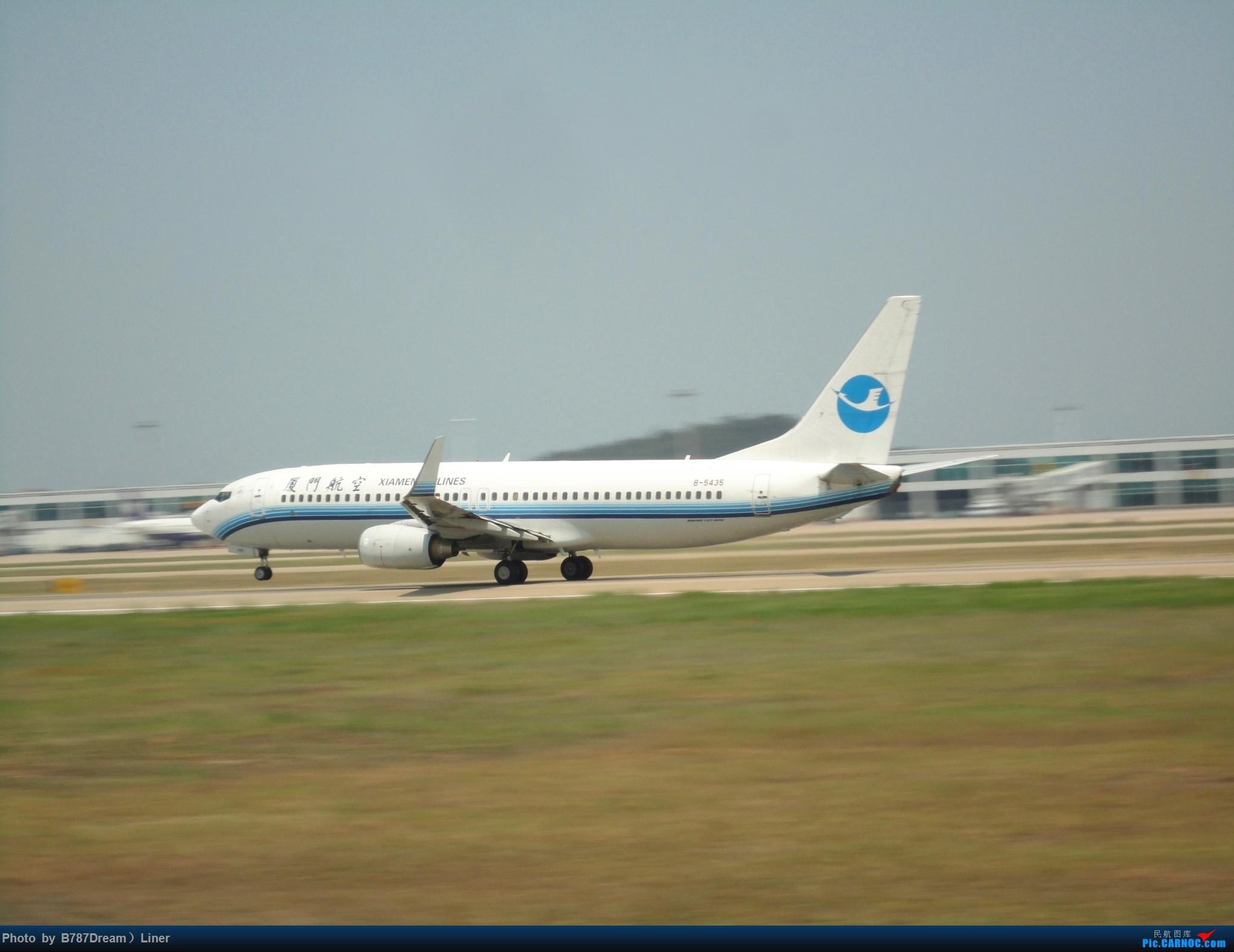 Re:[原创]【福州飞友会】2015.8.2打机 BOEING 737-800 B-5435 中国福州长乐国际机场