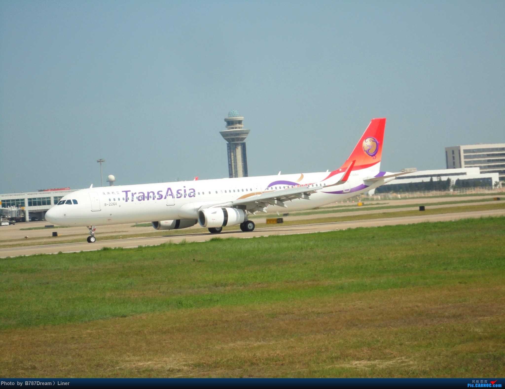 Re:[原创]【福州飞友会】2015.8.2打机 AIRBUS A321-200 B-22611 中国福州长乐国际机场