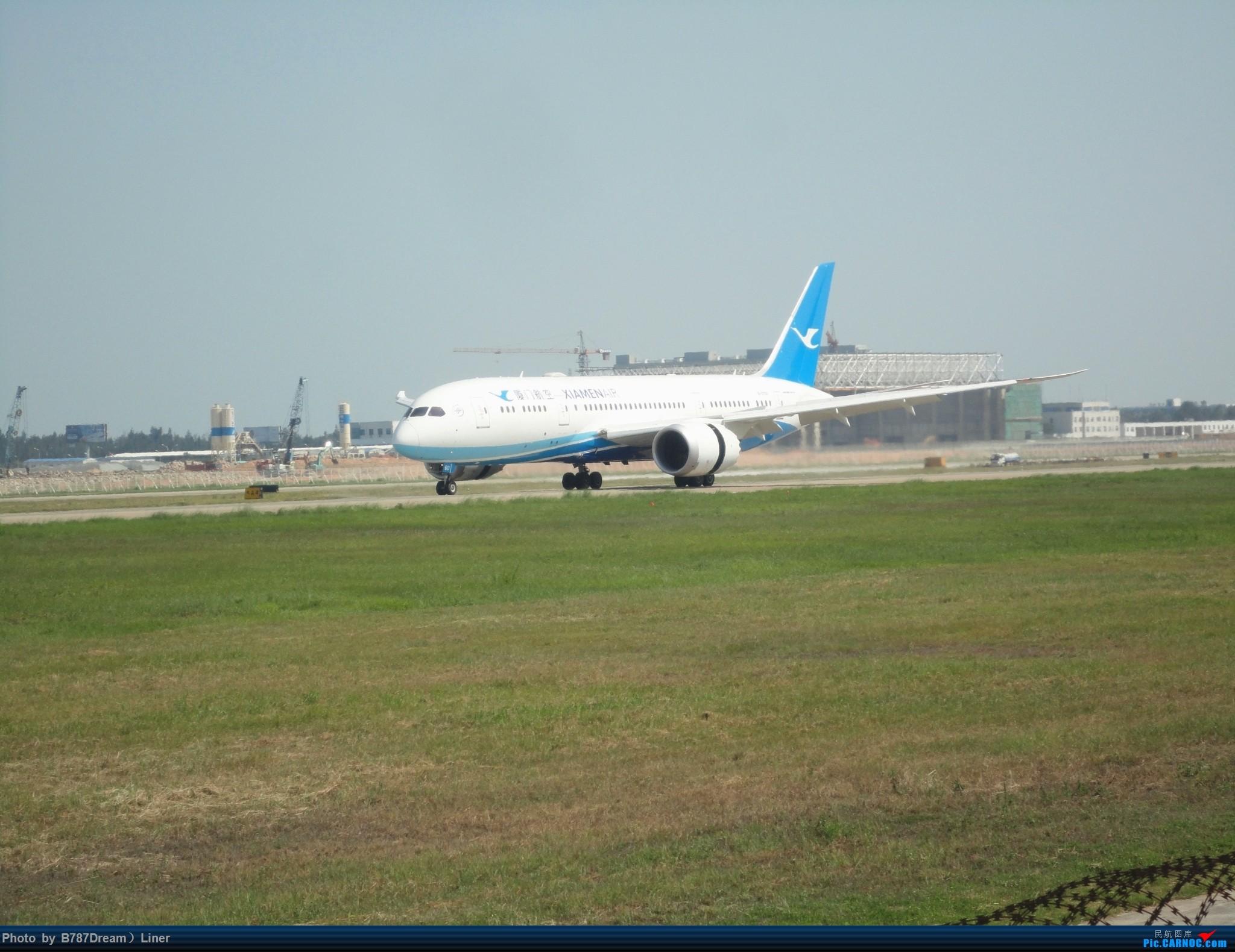 Re:[原创]【福州飞友会】2015.8.2打机 BOEING 787-8 B-2760 中国福州长乐国际机场