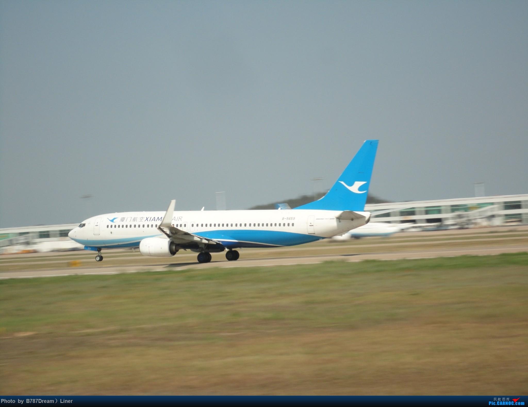 Re:[原创]【福州飞友会】2015.8.2打机 BOEING 737-800 B-5659 中国福州长乐国际机场