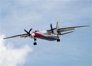 柬埔寨巴戎航空的新舟60