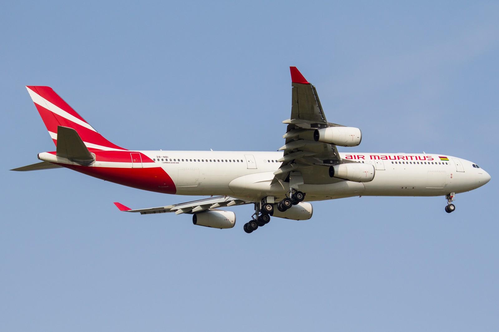 Re:[原创]【GA】【PVG】全  是  宽  体 AIRBUS A340-300 3B-NBI 中国上海浦东国际机场