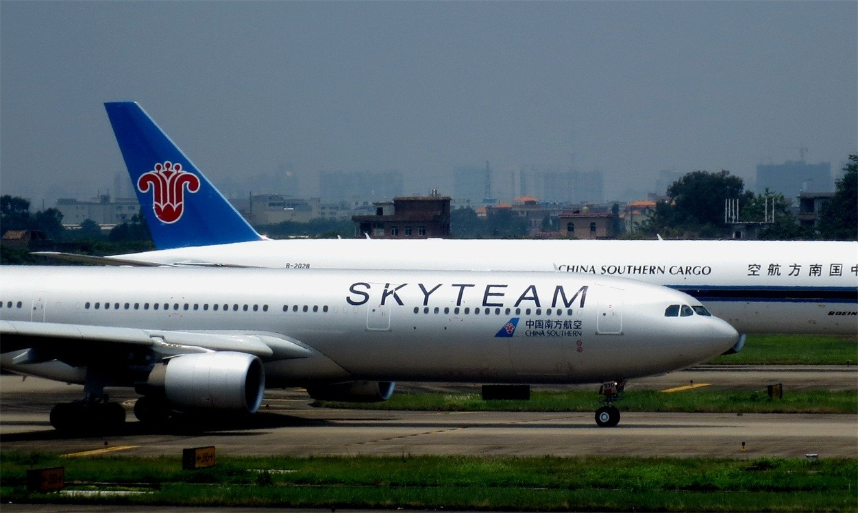 青岛机场777