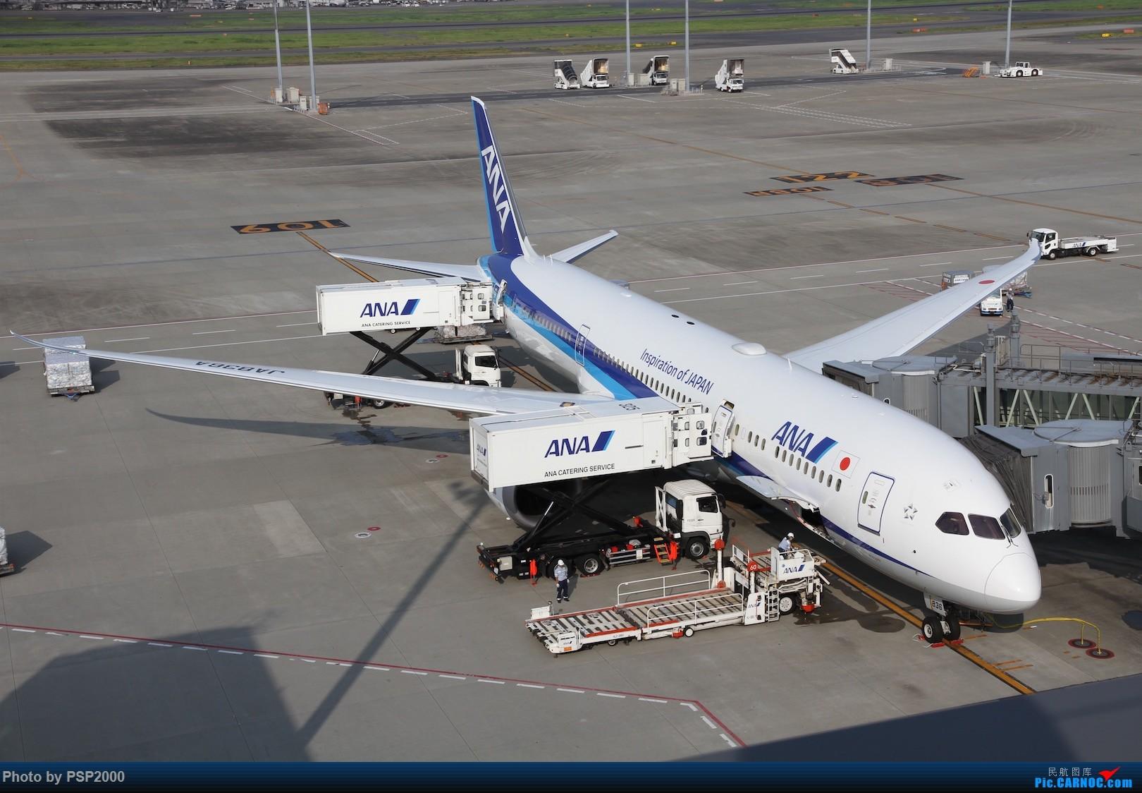 Re:[原创]羽田空港展望 BOEING 787-8 JA836A HND