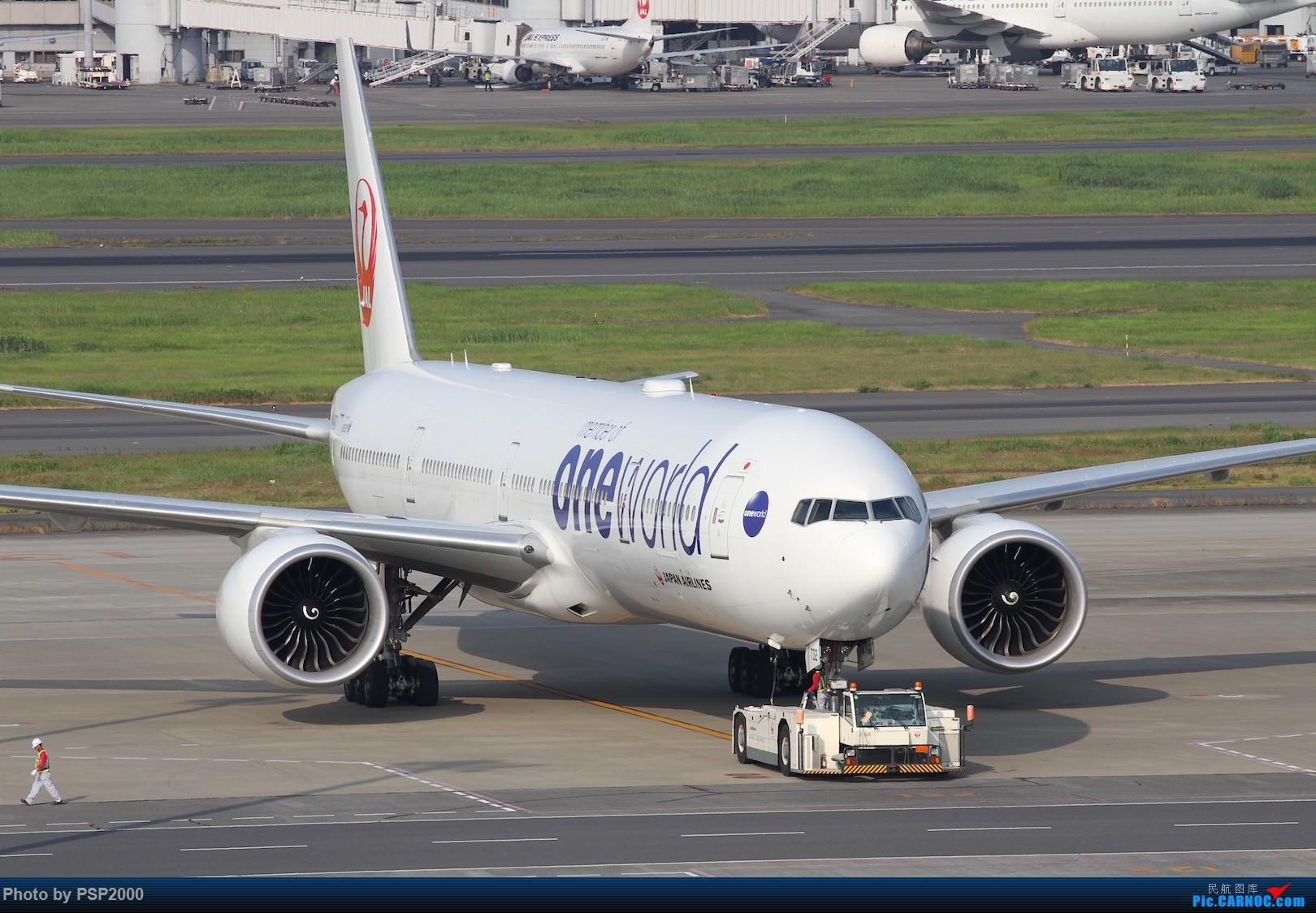 Re:[原创]羽田空港展望 BOEING 777-300ER JA732J HND