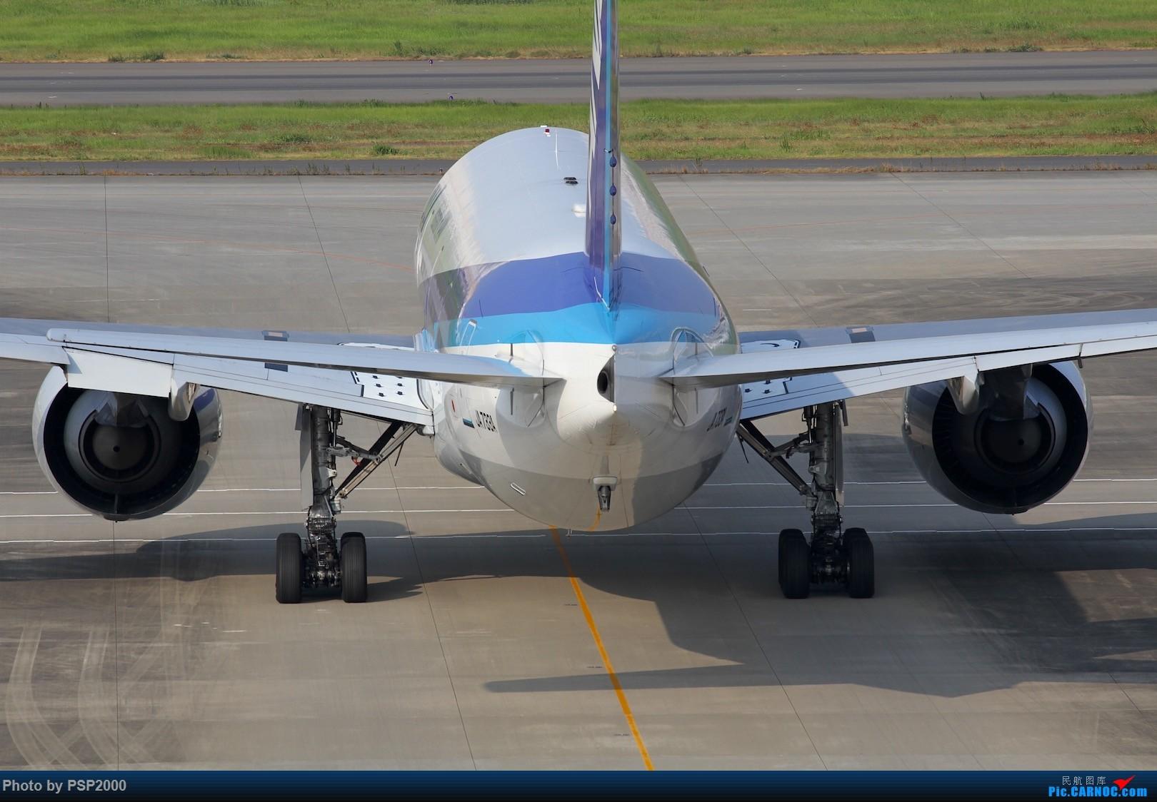 Re:[原创]羽田空港展望 BOEING 777-300ER JA733A HND