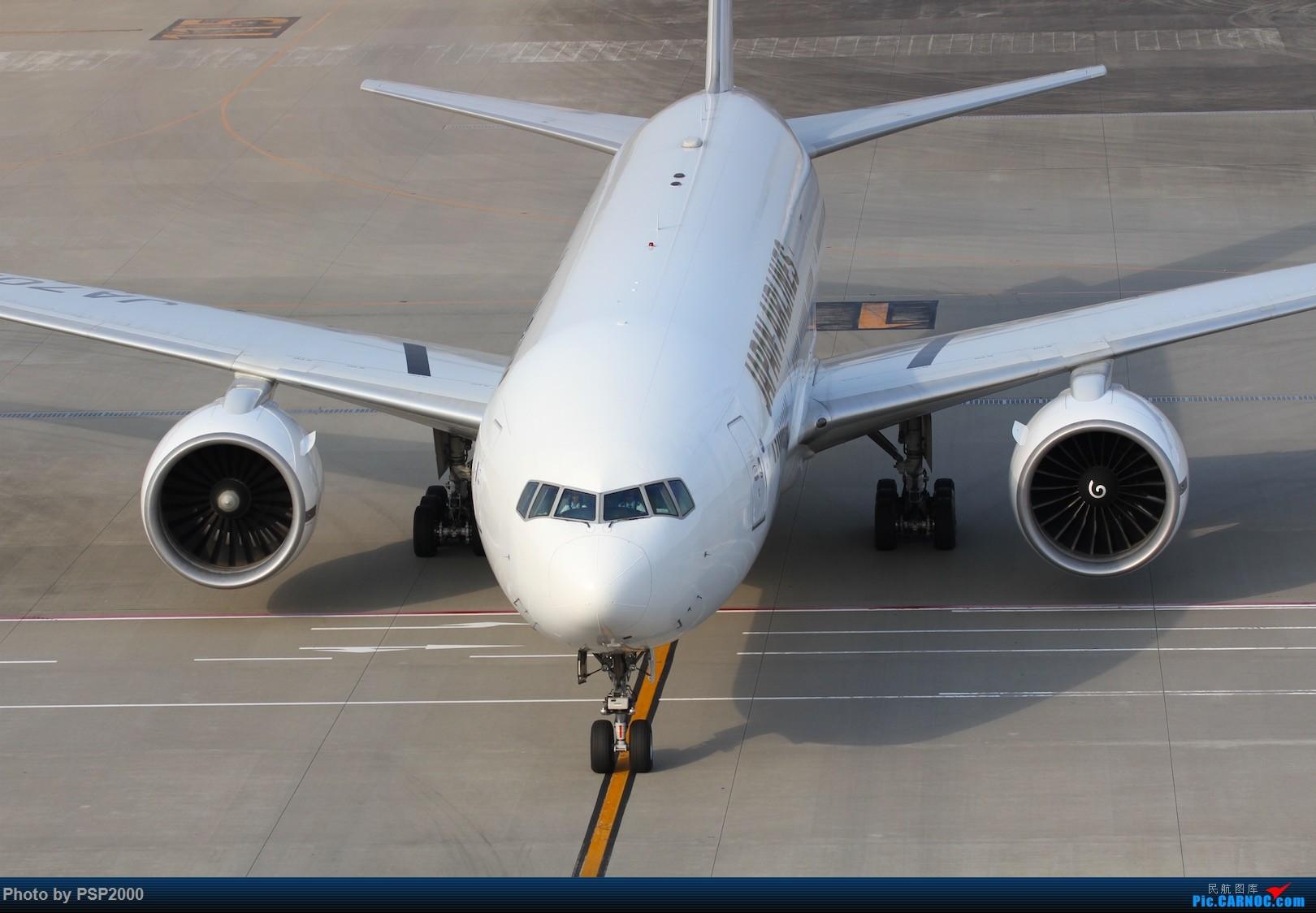 Re:[原创]羽田空港展望 BOEING 777-200ER JA702J HND