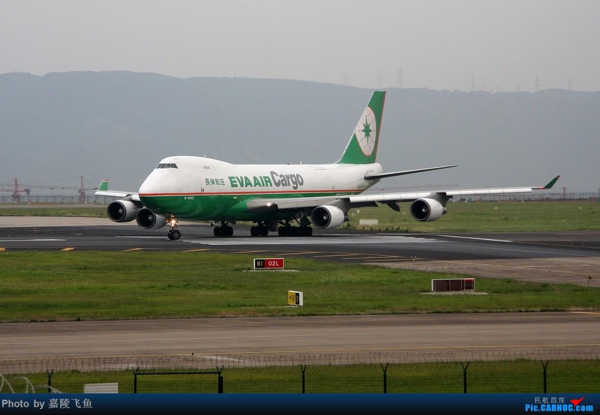 Re:长荣货航在重庆 BOEING 747-400 B-16482 中国重庆江北国际机场