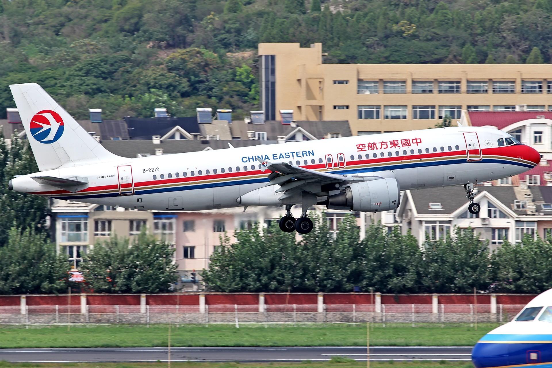 Re:[原创][DLC]。。。杂图五张。。。 AIRBUS A320-200 B-2212 中国大连周水子国际机场