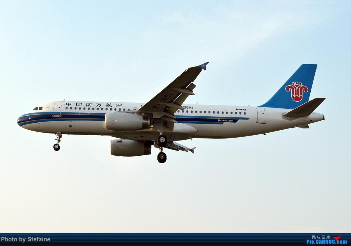Re:[原创][DLC]中华A343及南航大连最新一架A320 AIRBUS A320-200 B-1651 中国大连周水子国际机场