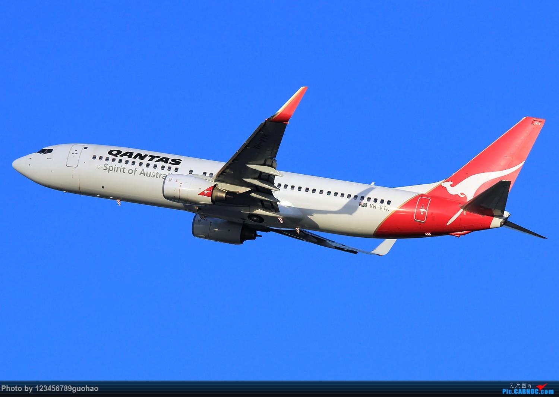 Re:[原创]SYD一组 BOEING 737-800 VH-VYK 悉尼金斯福德·史密斯国际机场