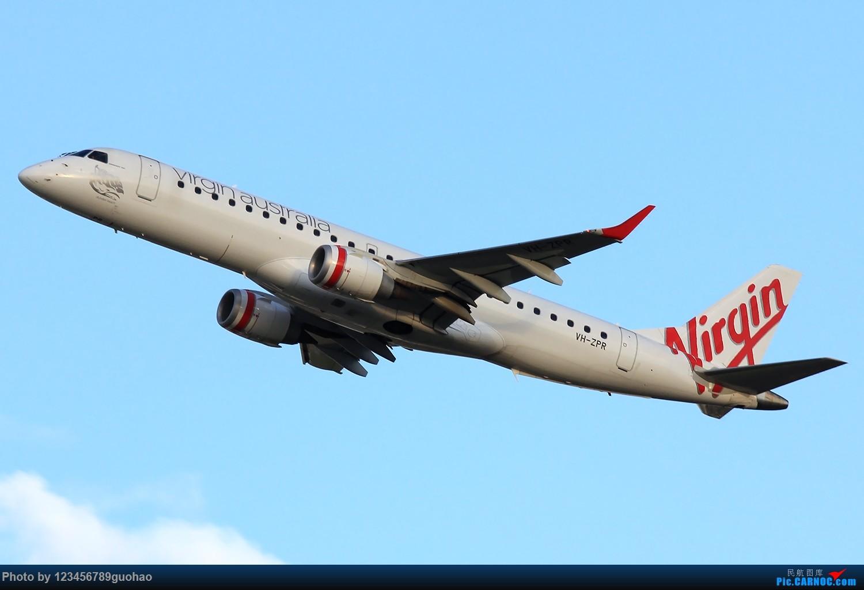 Re:[原创]SYD一组 EMBRAER E-190 VH-ZPR 悉尼金斯福德·史密斯国际机场