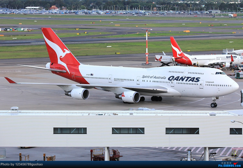 Re:[原创]SYD一组 BOEING 747-400 VH-OEI 悉尼金斯福德·史密斯国际机场
