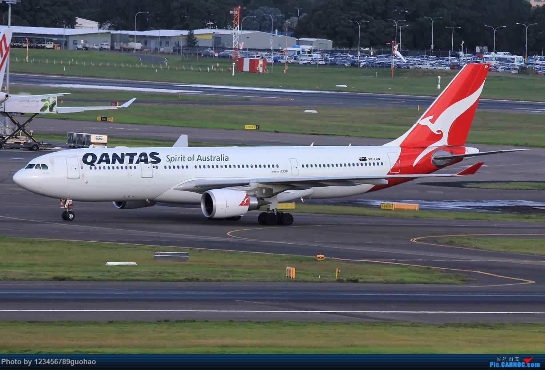 Re:[原创]SYD一组 AIRBUS A330-200 VH-EBN 悉尼金斯福德·史密斯国际机场