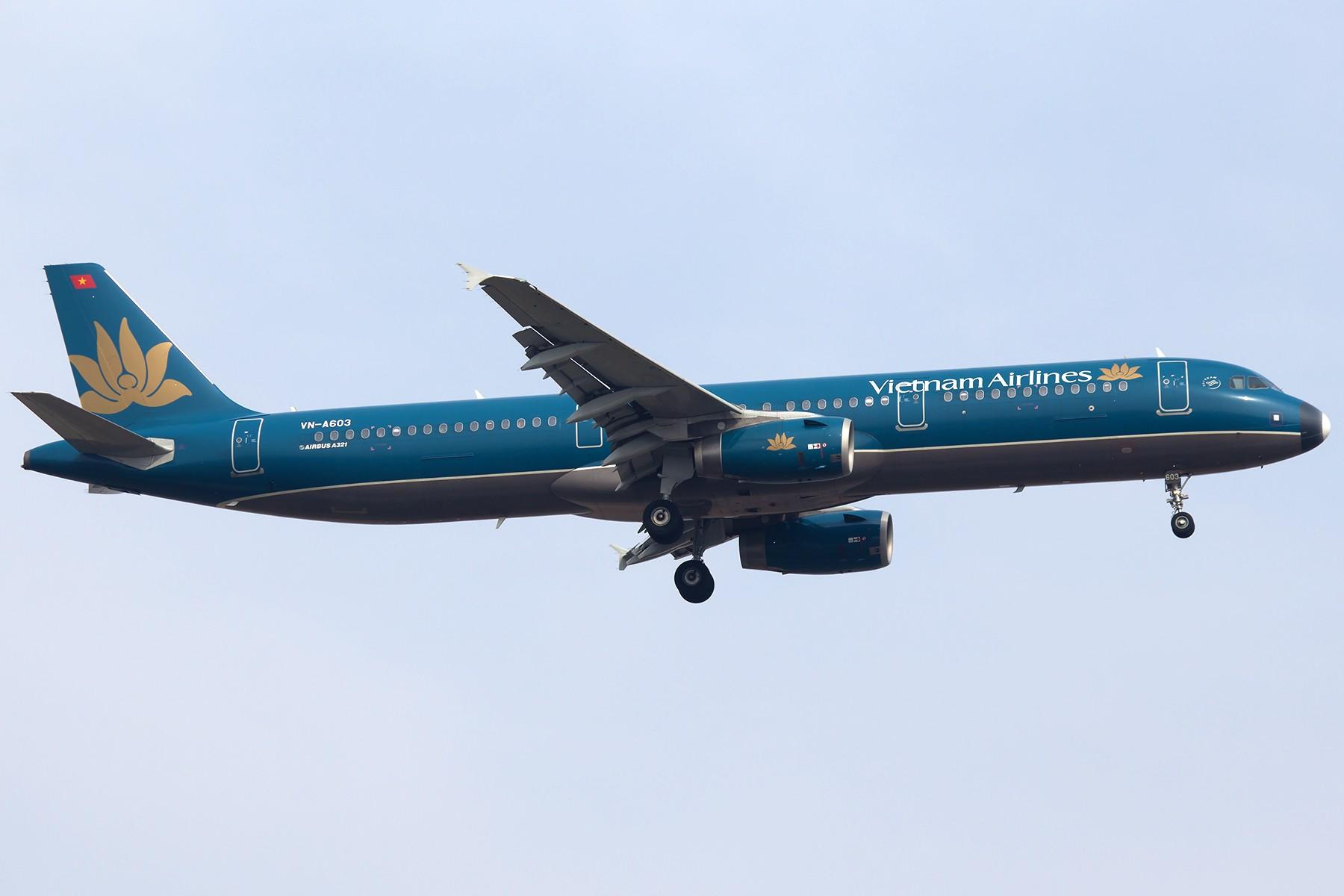 Re:[原创]【1800*1200】浦 东 是 个 大 机 场 AIRBUS A321-200 VN-A603 中国上海浦东国际机场