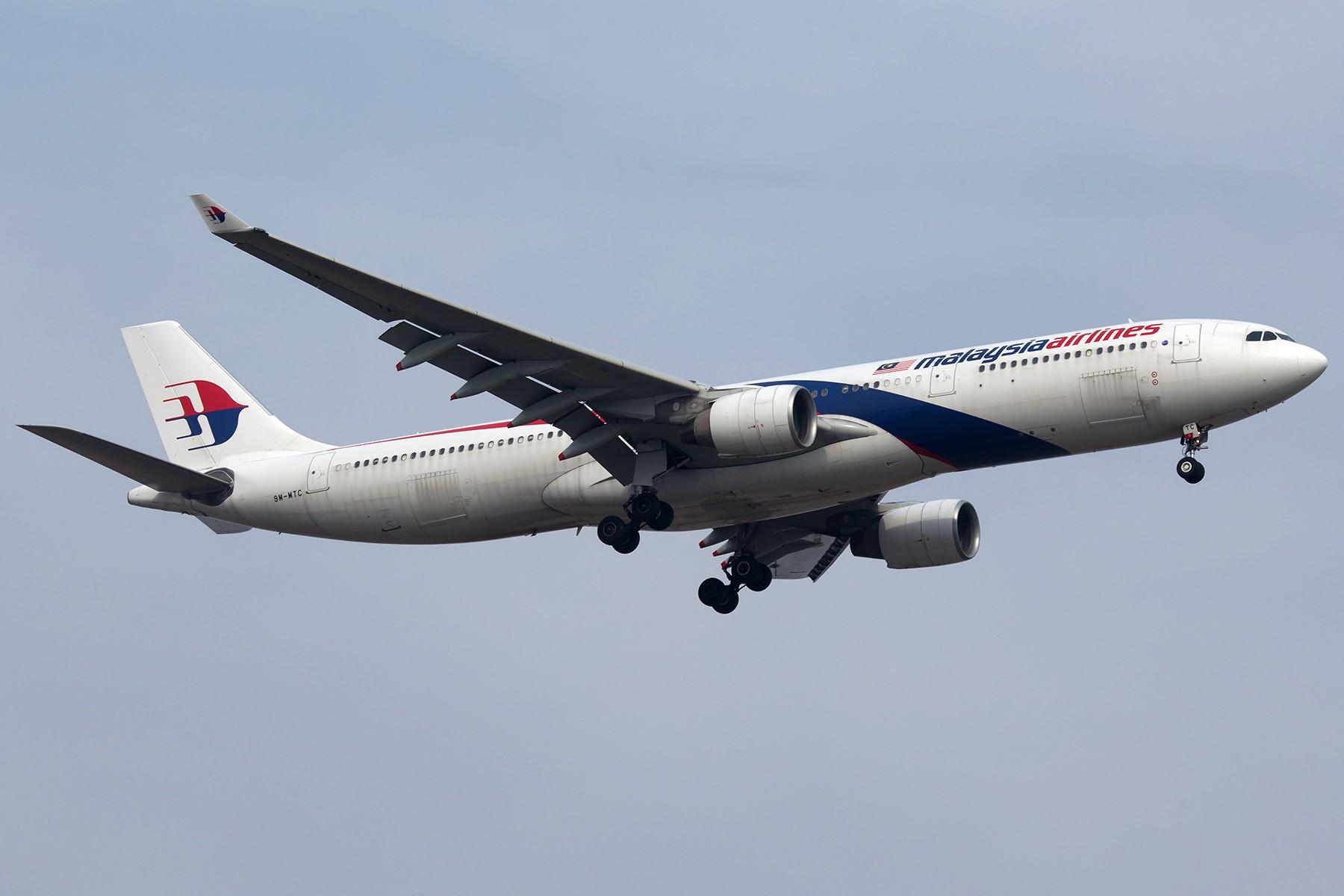 Re:【1800*1200】浦 东 是 个 大 机 场 AIRBUS A330-300 9M-MTC 中国上海浦东国际机场