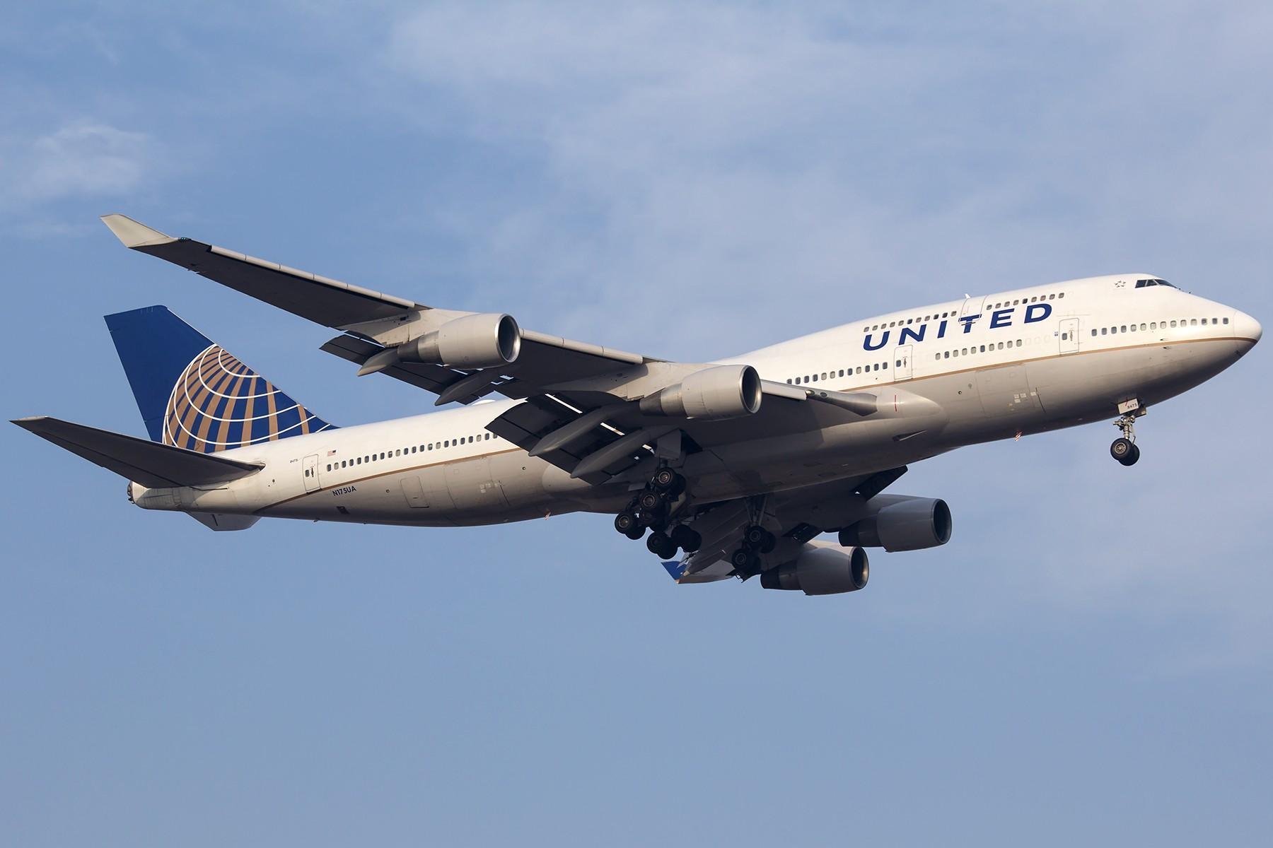 Re:[原创]【1800*1200】浦 东 是 个 大 机 场 BOEING 747-400 N175UA 中国上海浦东国际机场