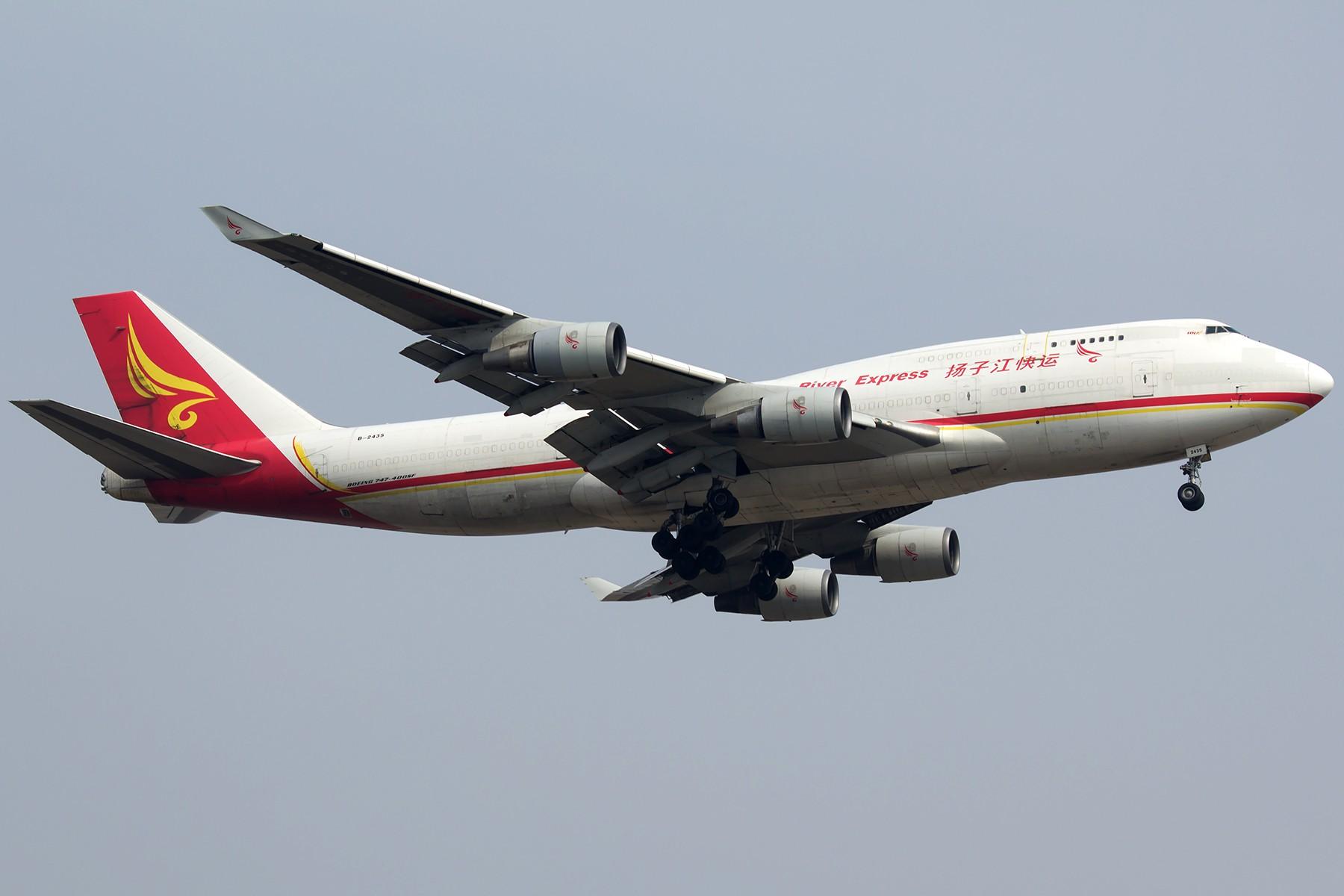 Re:[原创]【1800*1200】浦 东 是 个 大 机 场 BOEING 747-400 B-2435 中国上海浦东国际机场
