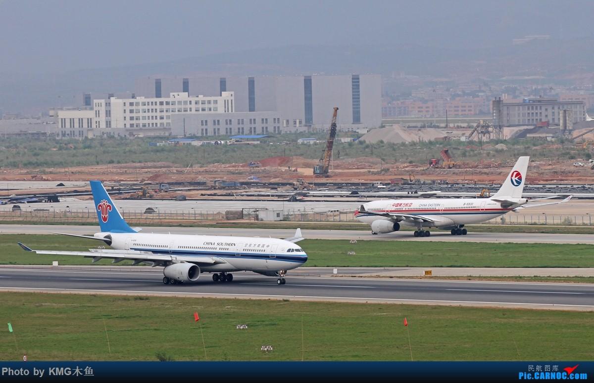 Re:[原创]【KMG】【昆明长水国际机场】8月天空不美,但是飞机很美 AIRBUS A330-200 B-6056 中国昆明长水国际机场