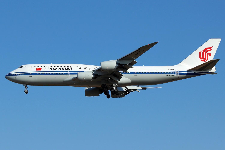 Re:[原创]一图党-期待你早日归来,重返蓝天。B-2479 BOEING 747-8I B-2479 中国北京首都国际机场