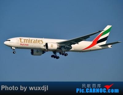 Re:[原创]上海浦东拍机 好货多多 BOEING 777-200 A6-EFG 中国上海浦东国际机场