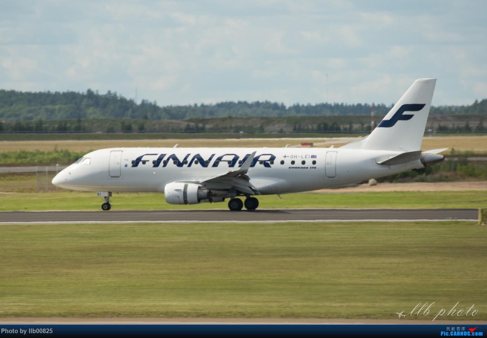 Re:[原创]赫尔辛基-布鲁塞尔一些杂图 EMBRAER E-170 OH-LEI 芬兰赫尔辛基机场