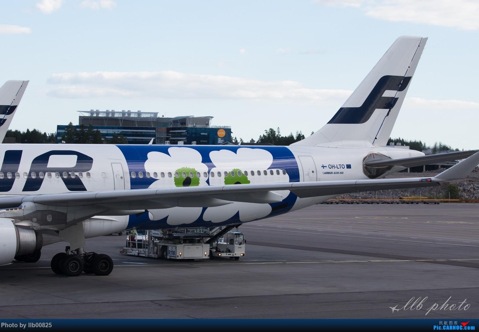 Re:[原创]赫尔辛基-布鲁塞尔一些杂图 AIRBUS A330-300 OH-LTO 芬兰赫尔辛基机场